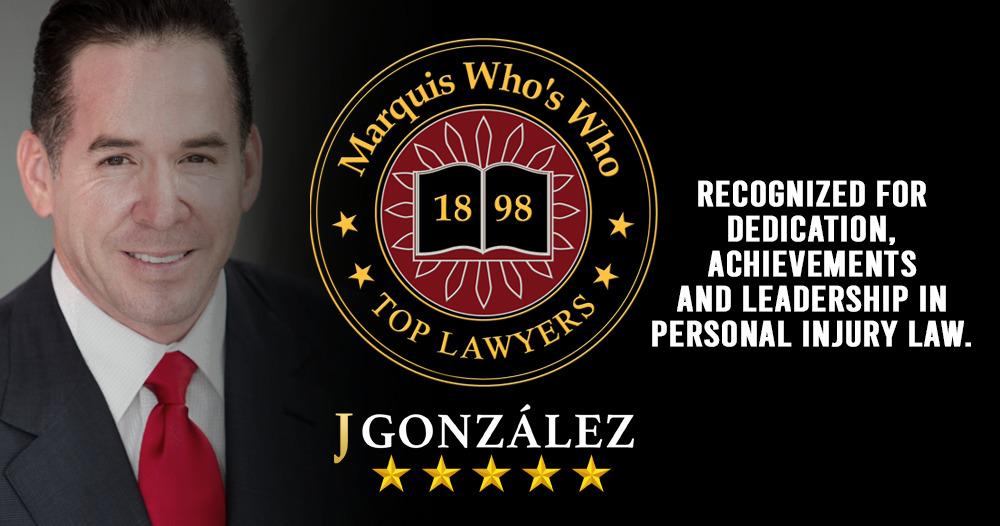 Marquis Quién es Quién en Estados Unidos, Mejores Abogados, reconoce a Jesse González