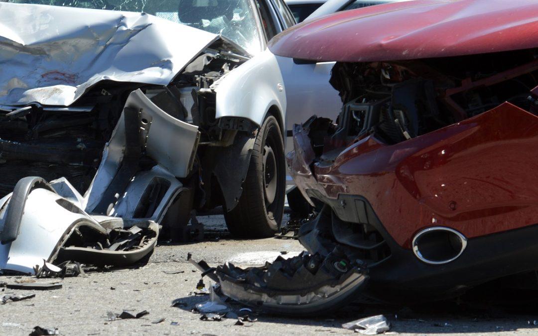 Accidente en la autopista 4 deja 2 Personas y un Niño Hospitalizado