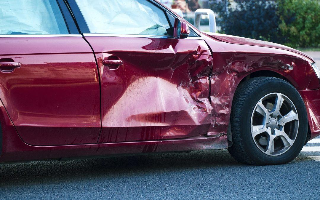 ¿Quién es responsable de un accidente en T?