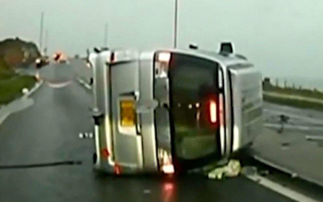 Hombre Británico Pierde Su Brazo Debido a un Accidente Catastrófico